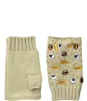 San Diego Hat Company - KNG3399 Fingerless Gloves with Handstitched Faux Gems