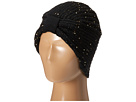 San Diego Hat Company KNH3376 Fine Knit Turban with Sequins