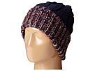 San Diego Hat Company KNH3378 Oversized Cable Knit Beanie with Marled Yarn Cuff
