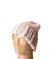 San Diego Hat Company - KNH3354 Chunky Yarn Beanie with Hand Stitched Faux Gems On The Cuff
