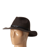 San Diego Hat Company - WFH7970 Adjustable Fedora with Woven PU Band