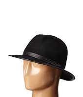 San Diego Hat Company - WFH7974 Adjustable Fedora with PU Band and PU Edge