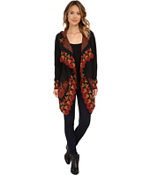 Tasha Polizzi - Carriage Blanket Cardigan