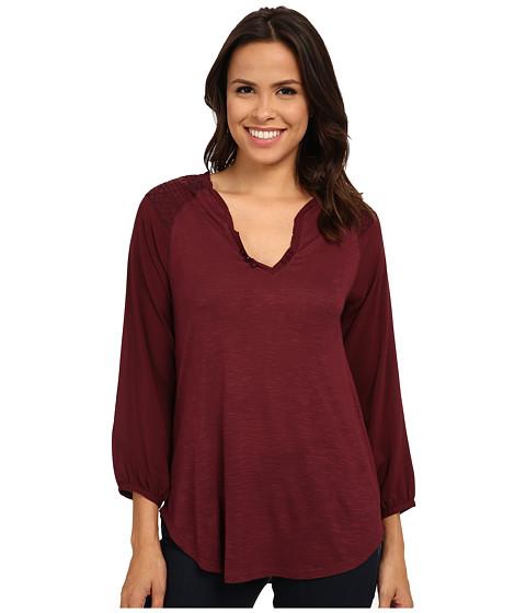 womens imported long sleeves blouses sanctuary wayward boho country greencharcoal