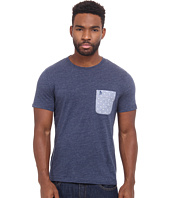 Original Penguin - Printed Oxford Pocket Heritage Tee