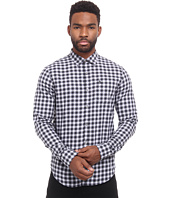 Original Penguin - P55 Ombre Plaid Long Sleeve Woven Heritage Shirt