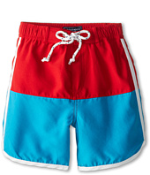 Toobydoo - Cool Aqua Remix Swim Shorts (Infant/Toddler/Little Kids/Big Kids)