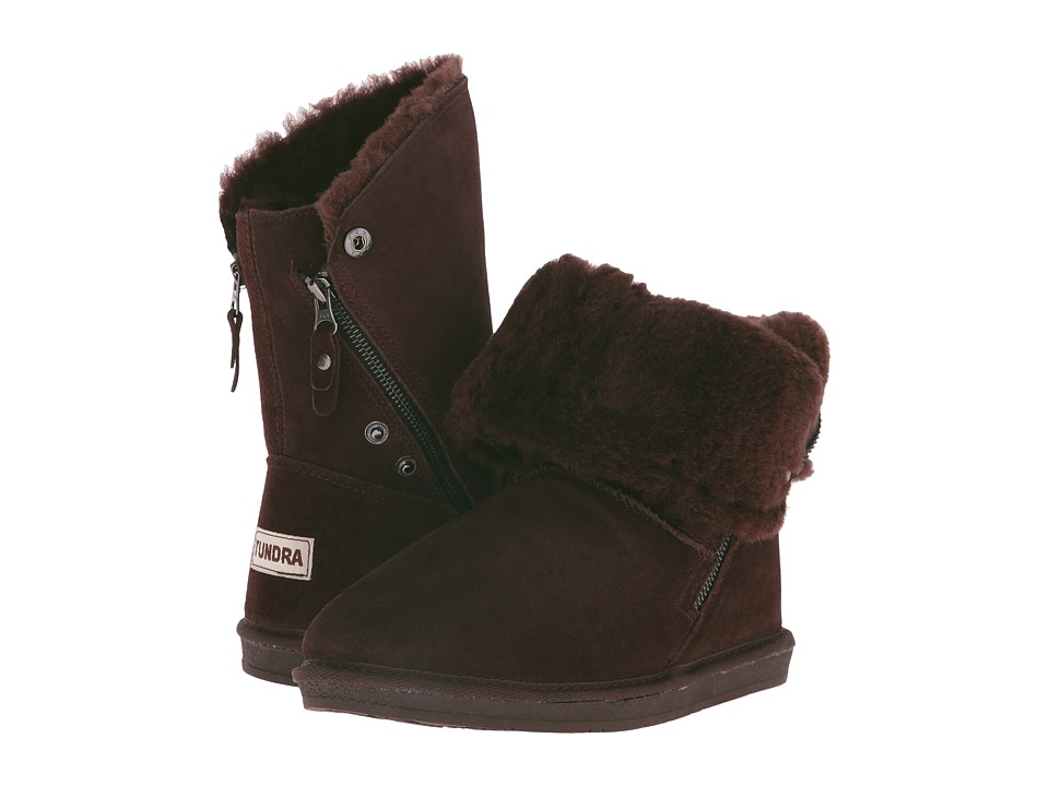 Tundra Boots Alpine II (Chocolate) Women