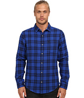 Original Penguin - Plaid Double Long Sleeve Heritage Woven