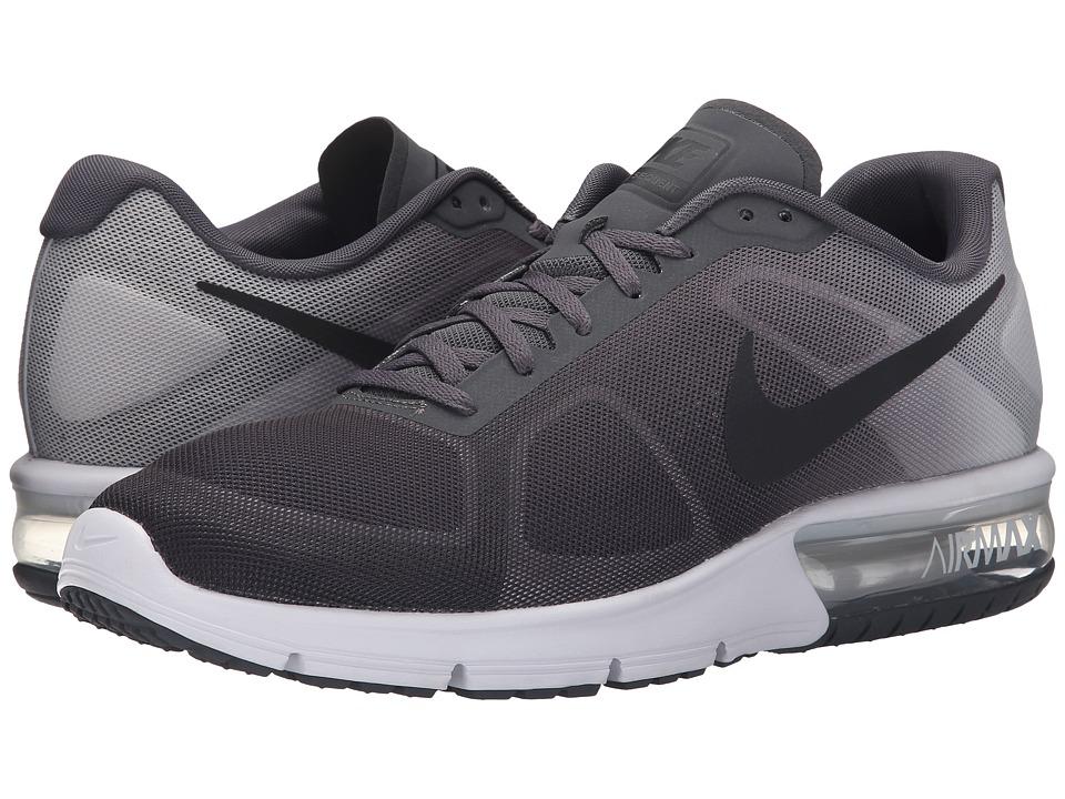 Nike Air Max Sequent (Dark Grey/Pure Platinum/Metallic Platinum/Black) Men