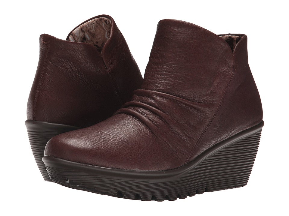 SKECHERS Parallel Universe Bootie (Chocolate) Women
