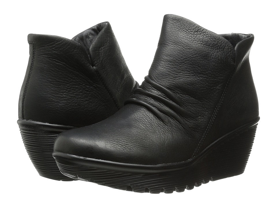SKECHERS Parallel Universe Bootie (Black) Women