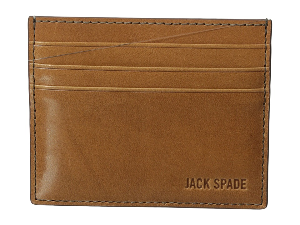 Jack Spade - Mitchell Leather Six Card Holder
