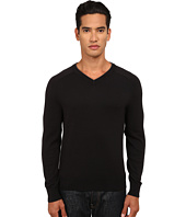 Jack Spade - Dexler Cotton V-Neck Sweater