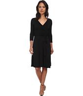 Brigitte Bailey - Leslie Wrap Short Dress