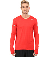 adidas - Sequencials Heathered Long Sleeve Tee