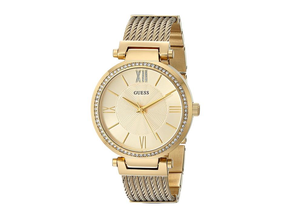 GUESS - U0638L2 (Gold) Dress Watches