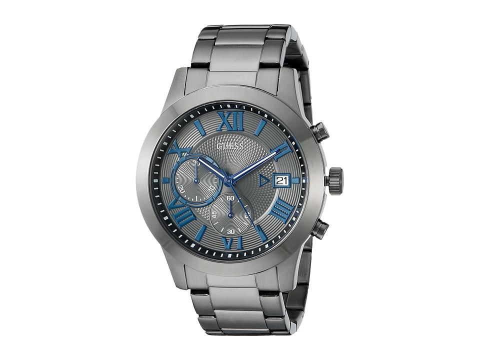GUESS - U0668G2 (Gunmetal) Sport Watches