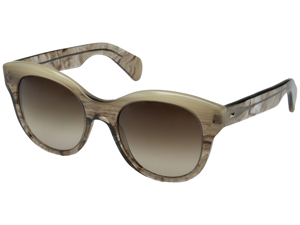 Oliver Peoples Jacey Pecan Pie/Umber Gradient Fashion Sunglasses