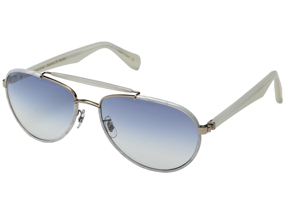 Oliver Peoples Charter Neptune/Abyss Gradient Fashion Sunglasses