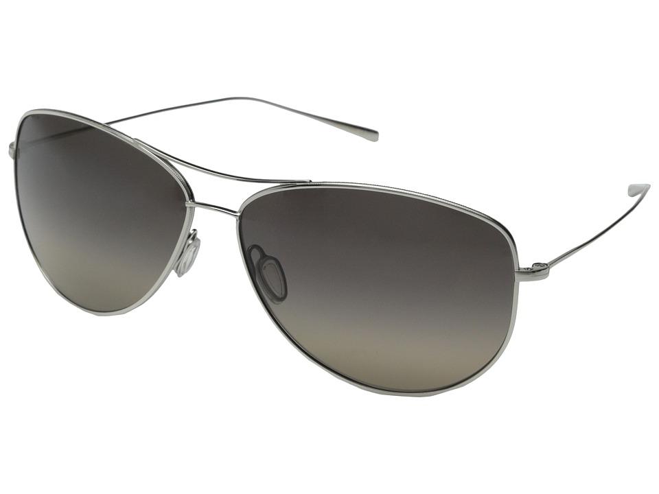 Oliver Peoples Kempner Silver/Lover Soul Gradient Fashion Sunglasses