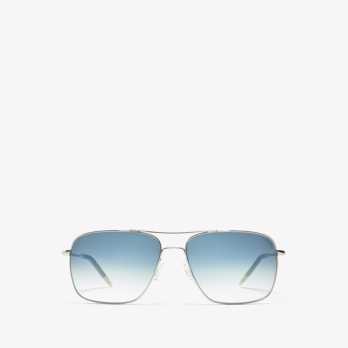 Oliver Peoples Clifton - Silver/Chrome Saphire Photochromic Vfx