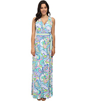 Lilly Pulitzer - Bellina Maxi Wrap Dress