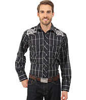 Roper - 0099 Black Window Plaid