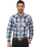 Roper - 0090 Blue & White Plaid