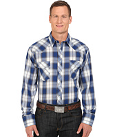 Roper - Big & Tall 0090 Blue & White Plaid