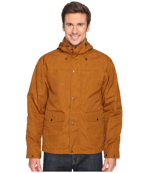 Fjällräven Övik 3-in-1 Jacket - Chestnut