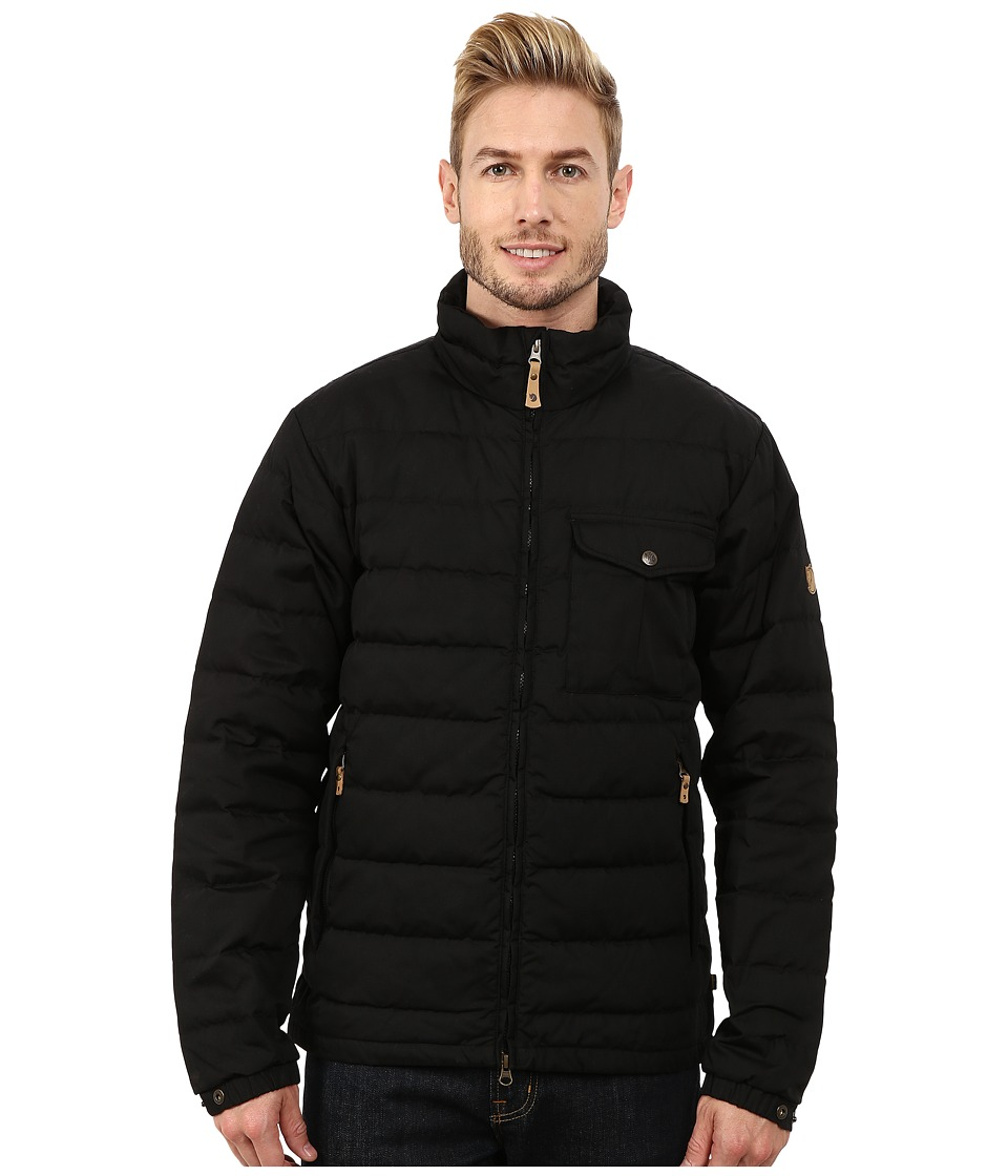 Fjallraven Ovik Lite Jacket (Black) Men