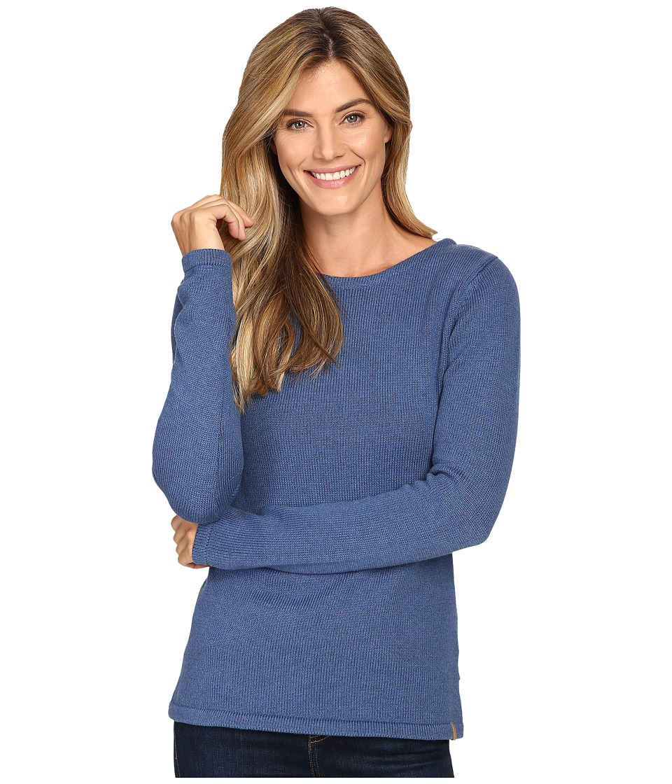Fj llr ven Kiruna Knit Sweater (Blueberry) Women