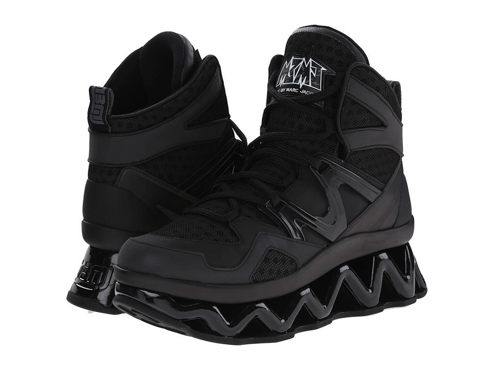 Marc by Marc Jacobs Ninja Black Womens Shoes