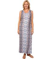 Karen Kane Plus - Plus Size Print Maxi Dress