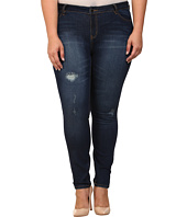Mynt 1792 - Plus Size Distressed Skinny Jeans