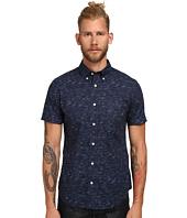 Jack Spade - Marine Print Short Sleeve Shirt
