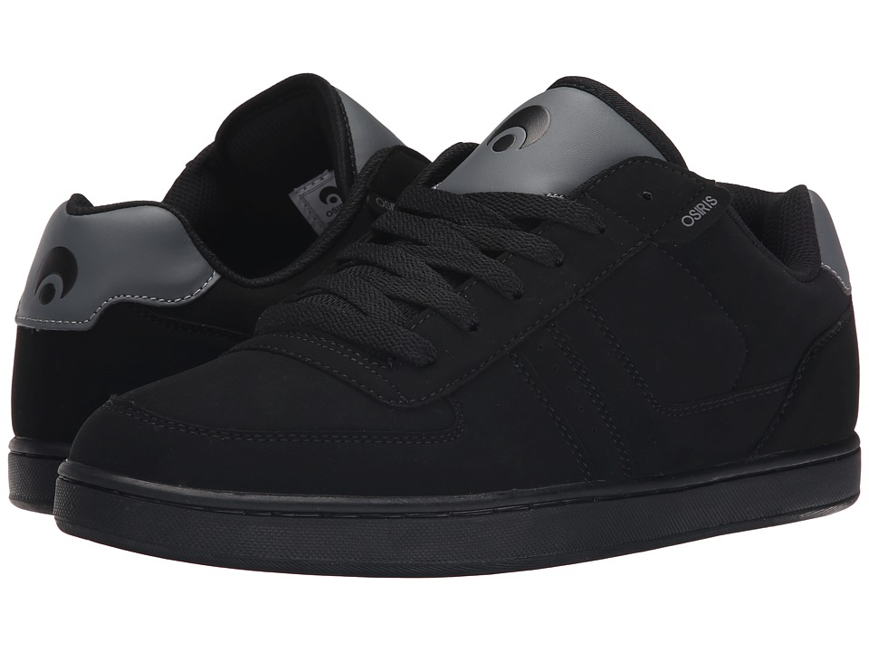 Osiris - Relic (Black/Charcoal/Charcoal) Men