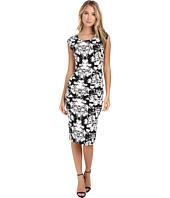 Nicole Miller - Origami Jersey Midi Dress