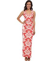Nicole Miller - Origami Jersey Maxi Dress