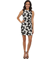 Nicole Miller - Palm Medley High Neck Dress