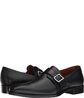 Massimo Matteo - Saffiano Leather Single Monk Strap w/ Buckle