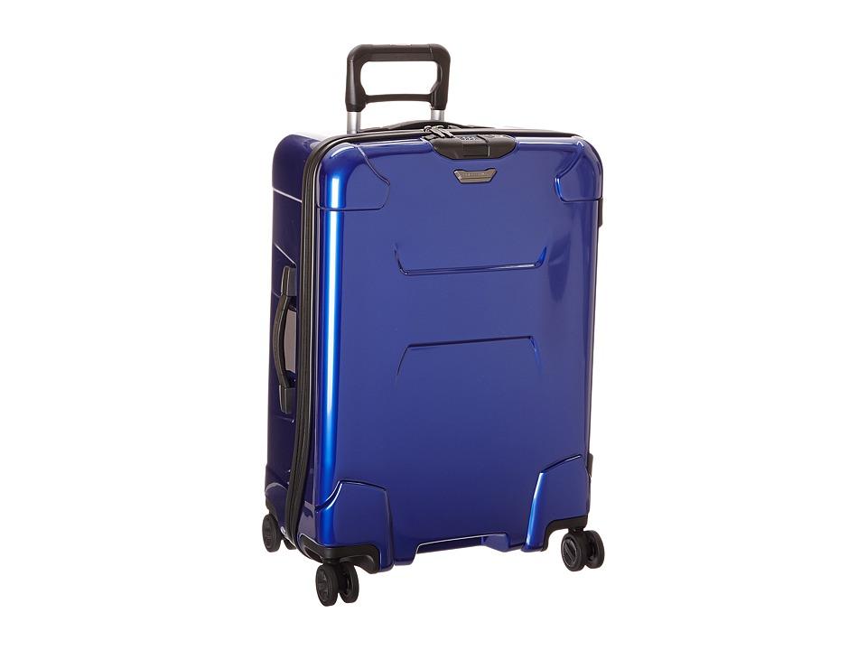 Briggs amp Riley TORQ Medium Spinner Cobalt Luggage