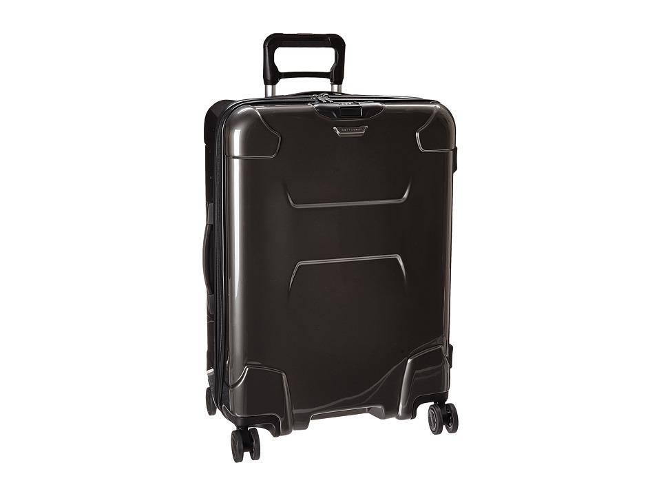 Briggs amp Riley TORQ Medium Spinner Graphite Luggage
