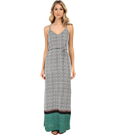 Gabriella Rocha - Sharon Border Print Maxi Dress