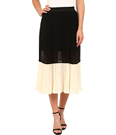 Brigitte Bailey - Dottie Color Block Skirt