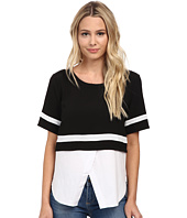 Gabriella Rocha - Color Block Short Sleeve Top