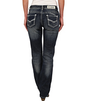 Rock and Roll Cowgirl - Boyfriend Fit in Dark Vintage W2-3641