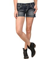 Rock and Roll Cowgirl - Low Rise Shorts in Medium Vintage 68-2474