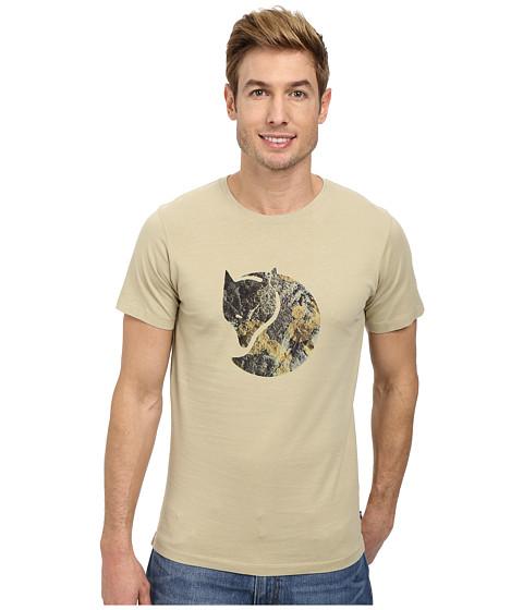Fjällräven Rock Lichen Logo T-Shirt